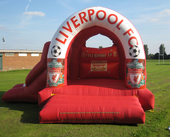 Bouncy Castle Hire Liverpool