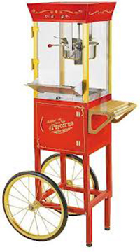 popcorn hire Liverpool, Manchester